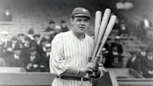 New York Yankees Babe Ruth