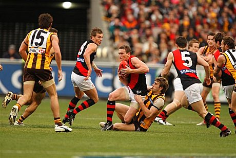 Aussie Rules Football History