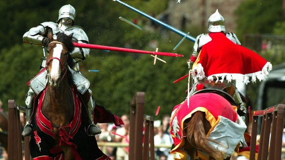 Jousting in the Middle Ages