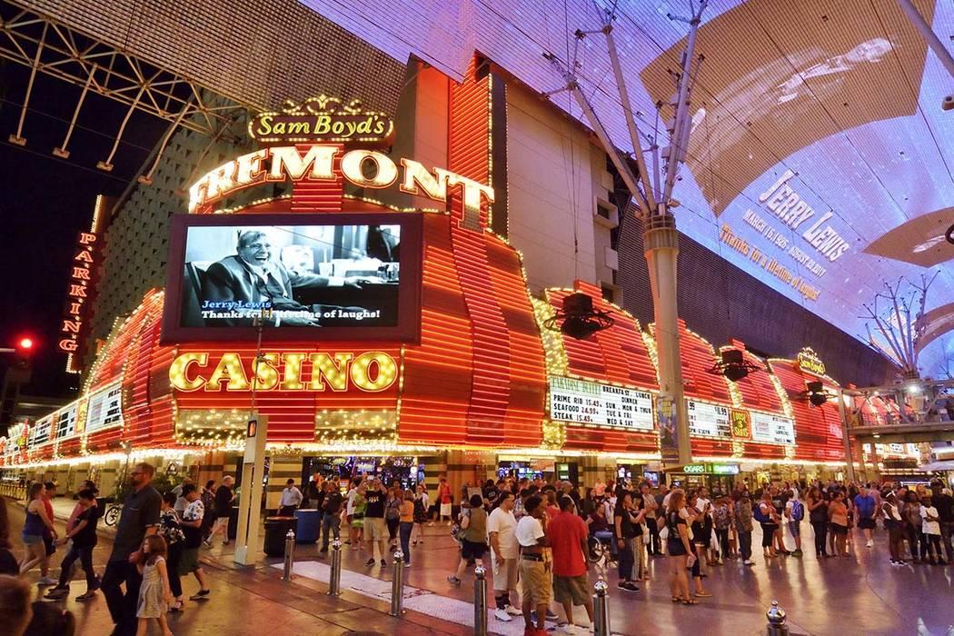 First Casino In Las Vegas
